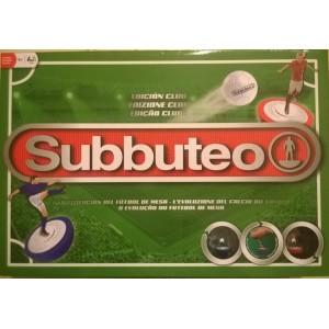 SUBBUTEO CLUB EDITION 2 SQUADRE DERBY - HASBRO