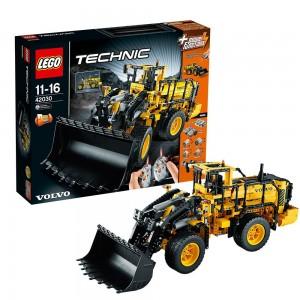 LEGO TECHNIC 42030 RUSPA VOLVO L350F TELECOMANDATA