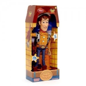 PERSONAGGIO SNODABILE PARLANTE WOODY TOY STORY DISNEY
