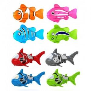 ROBO FISH ROBOFISH PESCE SQUALO NOVITA' 2013