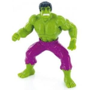 Hulk Mini Personaggio 11 Cm Anche Decorazione Torte Enne