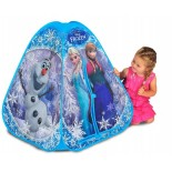 TENDA GIOCO POP-UP FROZEN DISNEY - 75X75X90 CM PER ESTERNO ED INTERNO