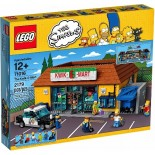 LEGO 71016 JET MARKET - COLLEZIONISTI SIMPSONS