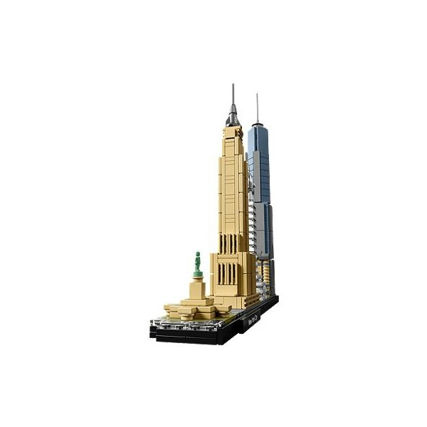 Lego architecture 21028 new york enne store for Lego architecture new york