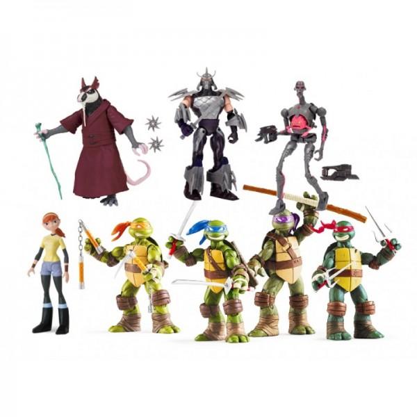 Tartarughe ninja personaggi 11 cm leonardo donatello for Lago tartarughe