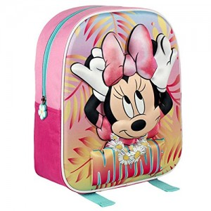 ZAINO ASILO 3D MINNIE DISNEY