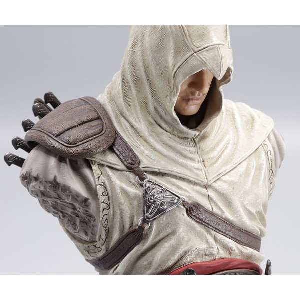 ASSASSIN'S CREED BUSTO ALTAIR - IBN LA'AHAD - Enne Store