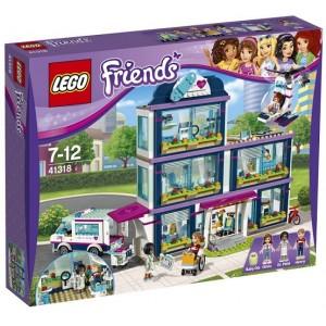 LEGO FRIENDS 41318 L'OSPEDALE DI HEARTLAKE