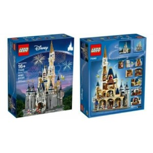 LEGO DISNEY 71040 IL CASTELLO DISNEY