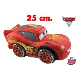 CARS 3 PELUCHE SAETTA MCQUEEN 25 CM