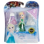 MINI FROZEN ELSA FEVER LITTLE KINGDOM MAKE UP HAIR MASCARA CAPELLI