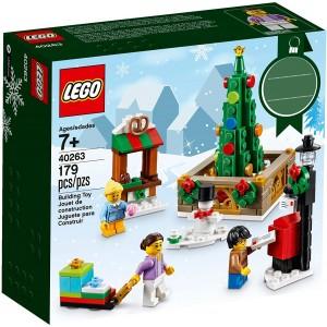 LEGO 40263 PIAZZA DI CITTA' NATALIZIA