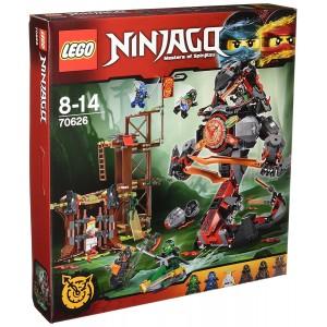 LEGO NINJAGO 70626 L'ALBA DI IRON DOOM