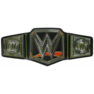 WRESTLING CINTURA WWE WORLD HEAVYWEIGHT CHAMPION MATTEL