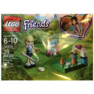 LEGO FRIENDS 30405 STEPHANIE HOCKEY