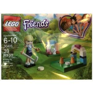 LEGO FRIENDS 30405 STEPHANIE HOCKEY