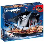 PLAYMOBIL PIRATES 6678 IL GALEONE DEI PIRATI