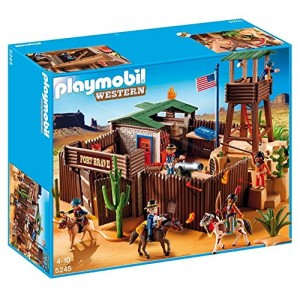 PLAYMOBIL WESTERN 5245 FORTINO WESTERN