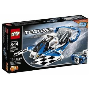 LEGO TECHNIC 42045 IDROPLANO DA CORSA