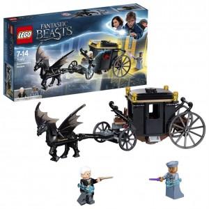 LEGO HARRY POTTER 75951 LA FUGA DI GRINDELWALD
