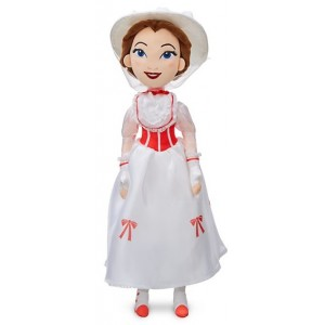 BAMBOLA DI PELUCHE MARY POPPINS 47 CM DISNEY