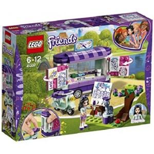 LEGO FRIENDS 41332 LO STAND DELL'ARTE DI EMMA