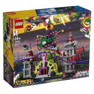 LEGO BATMAN MOVIE 70922 IL MANIERO DI THE JOKER
