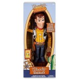 PERSONAGGIO SNODABILE PARLANTE INTERATTIVO WOODY TOY STORY DISNEY NEW