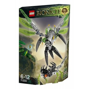 LEGO BIONICLE 71300 UXAR CREATURA DELLA GIUNGLA