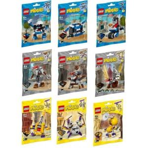 LEGO MIXELS SERIE 7 41554 41555 41556 41557 41558 41559 41560 41561 41562