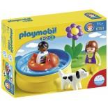 PLAYMOBIL 6781 PISCINA PER BAMBINI 1-2-3
