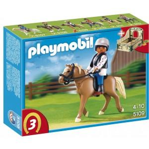 PLAYMOBIL 5109 CAVALLO AVELIGNESE HAFLINGER