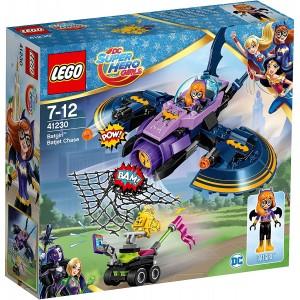LEGO SUPER HERO GIRLS 41230 L'INSEGUIMENTO SUL BAT-JET DI BATGIRL