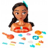 TESTA DA PETTINARE STYLING HEAD CON ACCESSORI OCEANIA VAIANA DISNEY