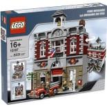 LEGO COLLEZIONISTI 10197 SQUADRA ANTINCENDIO - FIRE BRIGADE