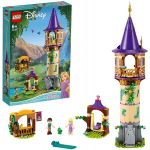 LEGO DISNEY PRINCESS 43187 LA TORRE DI RAPUNZEL