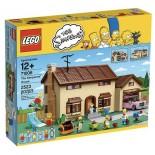 LEGO COLLEZIONISTI 71006 LA CASA DEI SIMPSONS
