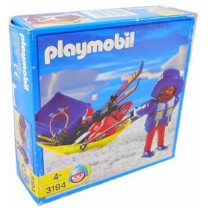 PLAYMOBIL 3194 ESPLORATORE POLARE