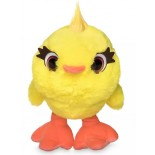 PELUCHE PARLANTE DUCKY 40 CM TOY STORY 4 DISNEY - LINGUA INGLESE